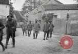 Image of 4th Infantry troops Romney France, 1918, second 44 stock footage video 65675021483