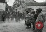 Image of 4th Infantry troops Romney France, 1918, second 46 stock footage video 65675021483