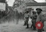 Image of 4th Infantry troops Romney France, 1918, second 47 stock footage video 65675021483