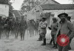 Image of 4th Infantry troops Romney France, 1918, second 48 stock footage video 65675021483