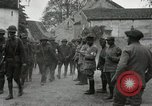 Image of 4th Infantry troops Romney France, 1918, second 50 stock footage video 65675021483
