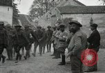 Image of 4th Infantry troops Romney France, 1918, second 51 stock footage video 65675021483