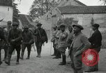 Image of 4th Infantry troops Romney France, 1918, second 53 stock footage video 65675021483