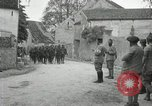 Image of 4th Infantry troops Romney France, 1918, second 57 stock footage video 65675021483