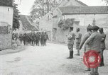 Image of 4th Infantry troops Romney France, 1918, second 58 stock footage video 65675021483