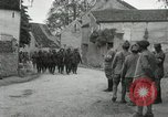 Image of 4th Infantry troops Romney France, 1918, second 60 stock footage video 65675021483