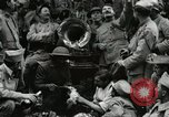 Image of 9th Machine Gun Battalion France, 1918, second 1 stock footage video 65675021485