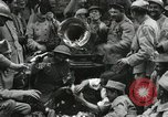Image of 9th Machine Gun Battalion France, 1918, second 10 stock footage video 65675021485