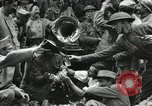 Image of 9th Machine Gun Battalion France, 1918, second 22 stock footage video 65675021485