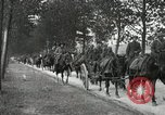 Image of 12th Field Artillery Regiment Chateau-Thierry France, 1918, second 2 stock footage video 65675021488