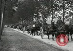 Image of 12th Field Artillery Regiment Chateau-Thierry France, 1918, second 16 stock footage video 65675021488