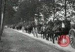 Image of 12th Field Artillery Regiment Chateau-Thierry France, 1918, second 21 stock footage video 65675021488