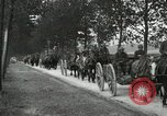 Image of 12th Field Artillery Regiment Chateau-Thierry France, 1918, second 25 stock footage video 65675021488
