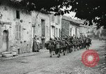 Image of 5th Marine Regiment France, 1918, second 39 stock footage video 65675021494