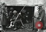 Image of gas drill France, 1918, second 42 stock footage video 65675021502