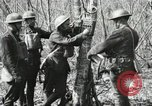 Image of gas drill France, 1918, second 57 stock footage video 65675021502
