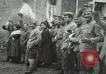 Image of United States troops march in French town in World War 1 France, 1918, second 24 stock footage video 65675021505