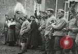 Image of United States troops march in French town in World War 1 France, 1918, second 25 stock footage video 65675021505