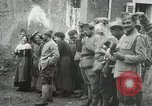 Image of United States troops march in French town in World War 1 France, 1918, second 30 stock footage video 65675021505