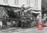 Image of 9th and 23rd Infantry Regiment France, 1918, second 47 stock footage video 65675021507