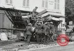 Image of 9th and 23rd Infantry Regiment France, 1918, second 49 stock footage video 65675021507