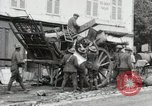 Image of 9th and 23rd Infantry Regiment France, 1918, second 50 stock footage video 65675021507