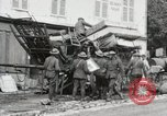 Image of 9th and 23rd Infantry Regiment France, 1918, second 51 stock footage video 65675021507