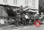 Image of 9th and 23rd Infantry Regiment France, 1918, second 52 stock footage video 65675021507