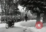 Image of 9th and 23rd Infantry Regiment France, 1918, second 61 stock footage video 65675021507
