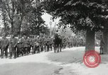 Image of 9th and 23rd Infantry Regiment France, 1918, second 62 stock footage video 65675021507