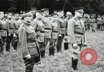 Image of 5th and 6th Marine Regiment France, 1918, second 19 stock footage video 65675021509