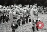 Image of 5th and 6th Marine Regiment France, 1918, second 22 stock footage video 65675021509