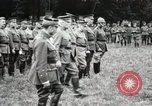 Image of 5th and 6th Marine Regiment France, 1918, second 25 stock footage video 65675021509