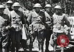 Image of 5th and 6th Marine Regiment France, 1918, second 50 stock footage video 65675021510