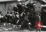 Image of fumigating chambers Doclour France, 1918, second 14 stock footage video 65675021513