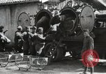 Image of fumigating chambers Doclour France, 1918, second 16 stock footage video 65675021513