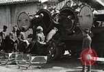 Image of fumigating chambers Doclour France, 1918, second 21 stock footage video 65675021513