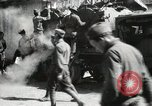 Image of fumigating chambers Doclour France, 1918, second 48 stock footage video 65675021513