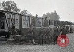 Image of United States troops La Cheppe France, 1918, second 2 stock footage video 65675021514