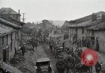 Image of United States troops La Cheppe France, 1918, second 55 stock footage video 65675021514