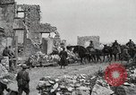 Image of 58th and 77th Field Artillery Division France, 1918, second 30 stock footage video 65675021517