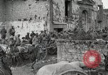 Image of 58th and 77th Field Artillery Division France, 1918, second 52 stock footage video 65675021517