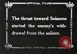 Image of Marne Operation France, 1918, second 1 stock footage video 65675021522