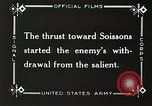 Image of Marne Operation France, 1918, second 5 stock footage video 65675021522