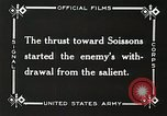 Image of Marne Operation France, 1918, second 8 stock footage video 65675021522