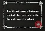 Image of Marne Operation France, 1918, second 10 stock footage video 65675021522