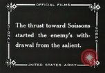 Image of Marne Operation France, 1918, second 11 stock footage video 65675021522