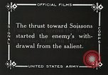 Image of Marne Operation France, 1918, second 12 stock footage video 65675021522
