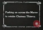 Image of Marne Operation France, 1918, second 19 stock footage video 65675021522