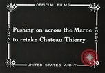 Image of Marne Operation France, 1918, second 20 stock footage video 65675021522